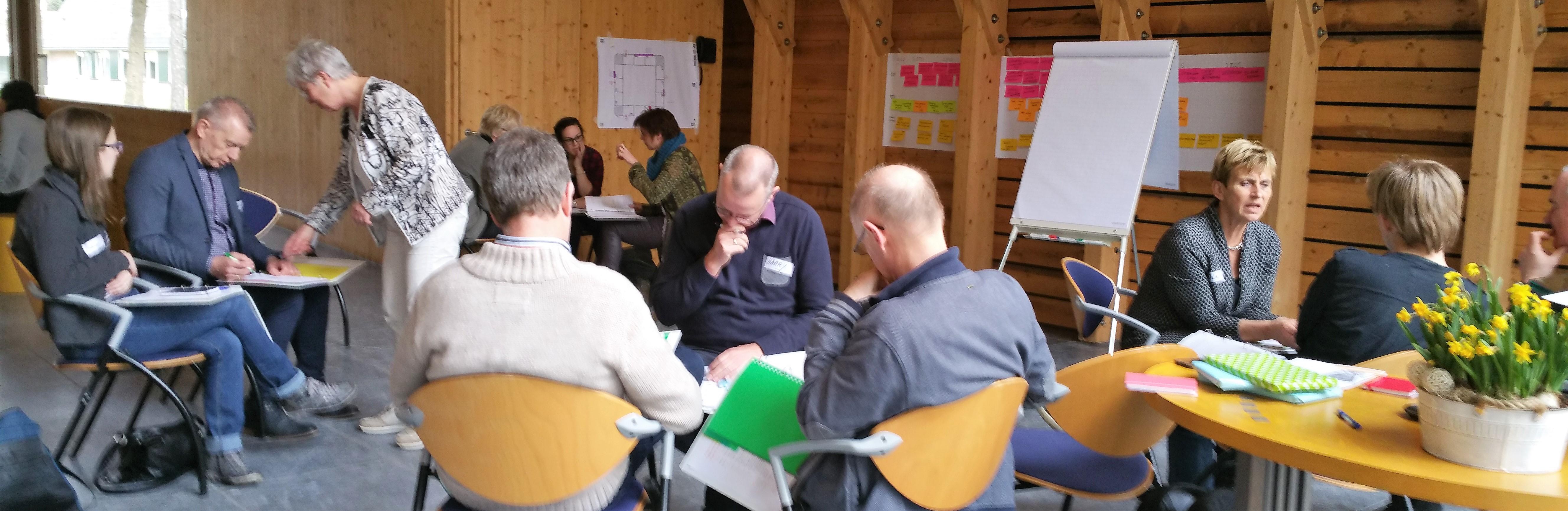 waarderende gemeenteopbouw opleidingen en trainingen waarderende intervisie