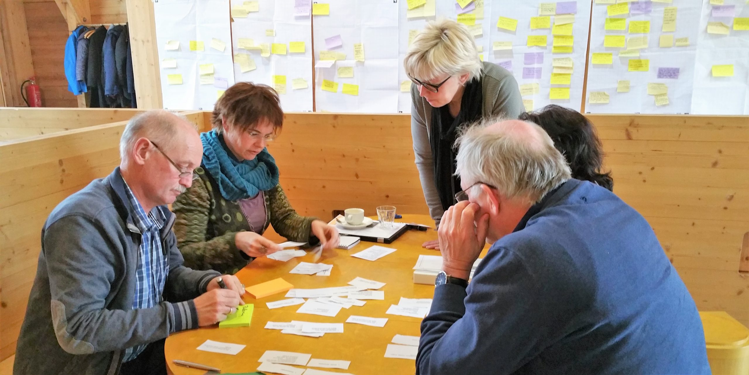 leergemeenschap waarderenden gemeenteopbouw